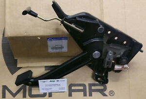 New Oem Mopar 5093656aa Parking Emergency Brake Pedal Assembly For Jeep Yj Cj