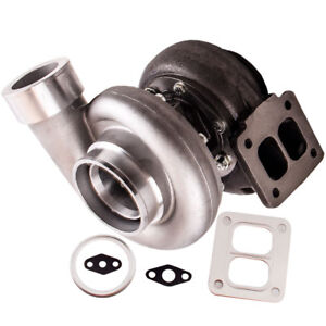 Gt45 Turbocharger 600 Hp Boost Universa T4 T66 3 5 V Band 1 05 A R 92 New