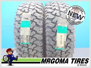 2 Brand New 265 70 17 Cooper Discoverer S t M s Tires Free Mounting 2657017