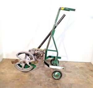 Greenlee 1818 Mechanical Conduit Pipe Bender
