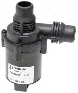 Bmw 2001 2006 X5 3 0i Auxiliary Water Pump For Heater System New Pierburg