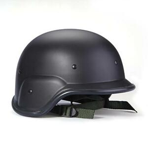 Military FAST Combat Tactical Gear Helmet Airsoft Paintball SWAT Safety Protect