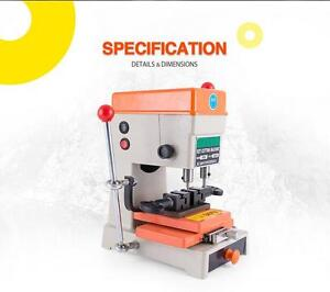Laser Copy Duplicating Machine With Full Set Cutters F Locksmith Tools Df368a