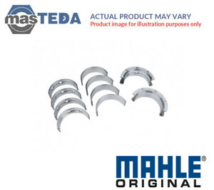 Crankshaft Main Shell Bearings Set Mahle 007 Hs 18019 000 G New Oe Replacement