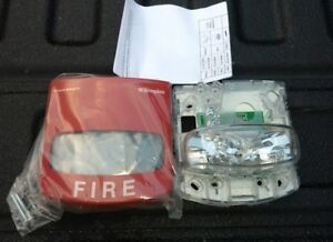 Brand New Simplex 4906 9101 0743250 Red Strobe Fire Alarm Free Shipping