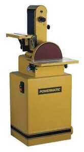POWERMATIC 1791291K Disc Sander115V15 DT60 Hz