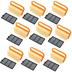 9x Air Cleaner Pre Filter Kit For Stihl Ts410 Ts420 Cut Off Concrete Saw Ts480