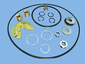 04 13 Mercedes Benz M275 W216 W221 V12 Kkk K24 Turbo Repair Rebuild Kit Kits