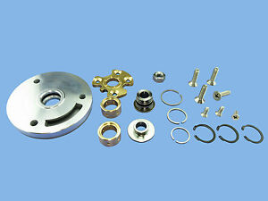 Chevy Gmc Gm3 Gm4 Pickup Truck 6 5l Diesel Turbo Charger Repair Rebuild Kit