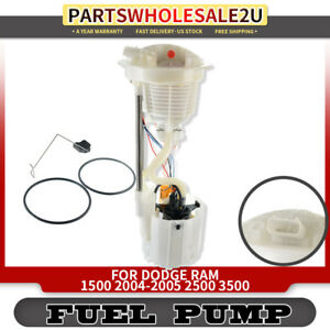 Fuel Pump W Sending Unit For Dodge Ram 1500 V8 5 7l 2004 2005 Ram 2500 3500