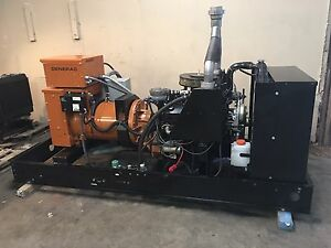 100 Kw Generator Natural Gas Propane Gm 454 Low Hrs 1 3 Phase 100 Kw 12 Lead
