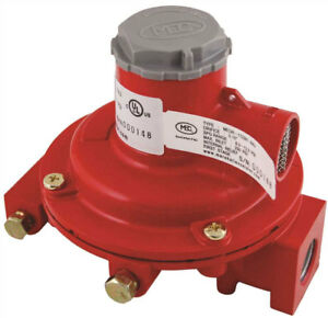Marshall 1122h aaj First Stage Propane Lp Regulator 10psi Output 1 4 X 1 2
