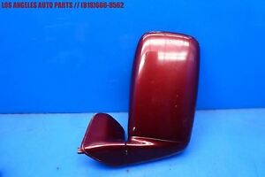 Porsche 928 944 924 Right Rh Side Exterior Mirror Housing Frame Assembly Oem