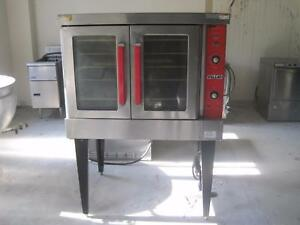 Vulcan Vc4ed Dev 10 40 Single Deck Full Size Electric Bakery Convection Oven
