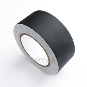 Gaffer Tape Non Reflective Black Water Resistant Tape 2 X 30 Yard By U s Solid