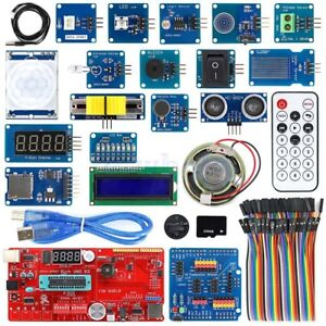 Open smart Rich Uno R3 Atmega328p Multifunction Board Module Kit For Arduino Gw