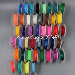 44 Rolls Dental Orthodontic Elastic Power Chain 44 Color Short Rubber Bands