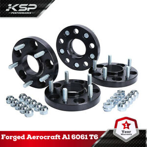 4pc 20mm Wheel Spacers Hubcentric 5x4 5 5x114 3mm 12x1 5 64 1mm Fit Honda Acura
