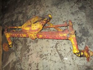 Ford 700 900 701 901 Early 2000 4000 Row Crop Tractor Wide Front