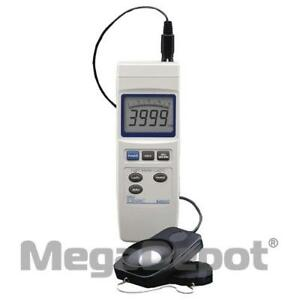 Sper Scientific 840020c Certified Lux Fc Light Meter