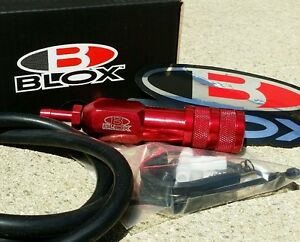 New Blox Racing Universal Turbo Manual Boost Controller Red