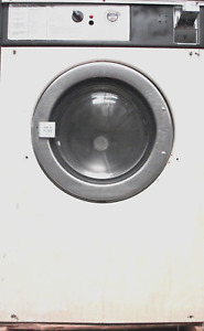Wascomat 50lb W184 3 Phase Washer new Bearings Drum Motor