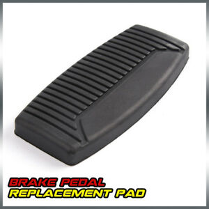 Brake Pedal Replacement Pad For Ford Bc3z2457b D3tz2457a D3tz2457b 20753 Black