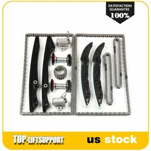 For 11 15 Ford Mustang 5 0l V8 Dohc Coyote 50 Engine Timing Chain Kit