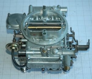 Holley Truck 4b Carburetors With Governors Reconditioned all New Parts tested