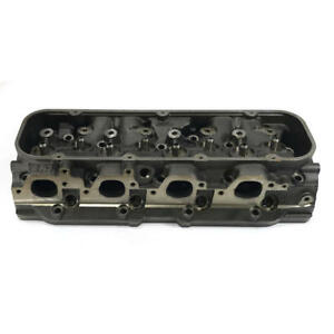 Enginequest Bare Cylinder Head Ch502a Ho Marine Cast Iron For Bbc Gen V Vi