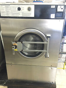 Wascomat 80lb Washer W245 Stainless Steel Refurbished