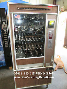 Ap 5500 28 Selection Snack Machine Gum mint local Delivery 90 Day Warranty 5