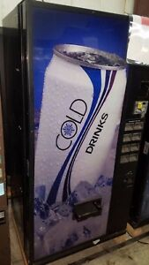 995 Soda Machines Takes Bottles Cans Accepts Bill coins 30 Day Warranty