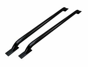 Go Rhino 8154b Steel Black Powder Coated Bed Rails For Ford Ranger Styleside Bed