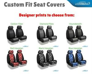 Coverking Designer Prints Custom Fit Seat Covers For Porsche Cayenne