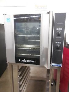 Used Moffat e32d5 Electric Convection Oven With Rack 208v