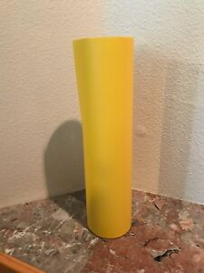 Stahls Thermo film Heat Transfer Vinyl Maize 15 X Approx 5 Yards