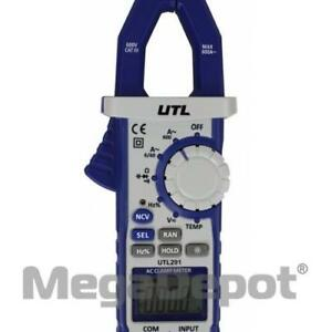 Uei Utl291 Clamp Multimeter