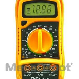 Uei Utl33t Digital Multimeter