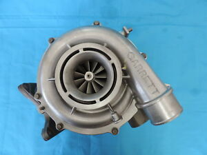 Gmc Chevrolet Duramax Lbz 6 6l Garrett Genuine Oem Turbo Turbocharger