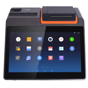 Pos x T1m 11 6 Pos Wedge Terminal Vfd 3 Printer Android 1gb Ram 8gb New
