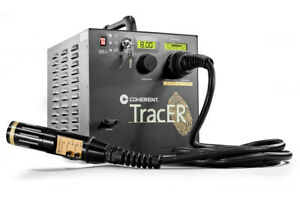 Coherent Tracer 8w watt 532nm Dpss Opsl Portable Forensic Laser System New