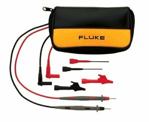 New Fluke Tl80a Basic Electronic Test Lead Kit Free Shipping