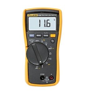 New Fluke 116 Hvac Multimeter Free Shipping