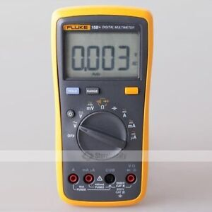 New Fluke 15b F15b Auto Range Digital Probe Multimeter Meter Free Shipping