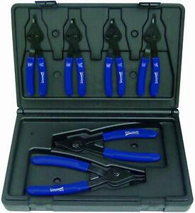 6 piece Combination Internal External Snap Ring Pliers Set Williams Pl 1606