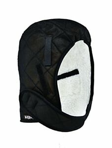 New N Ferno 6950 Thermal Insulated Hard Hat Helmet Winter Liner Black Ships Free