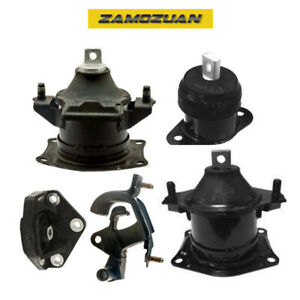 Engine Motor Mount Set 5pcs For 2004 2006 Acura Tl 3 2l For Manual