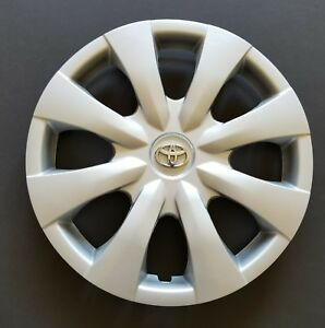 New 2009 2010 2011 2012 2013 Fits Toyota Corolla 15 Wheel Cover Hubcap