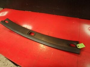 95 96 97 Mazda Miata Front Rear View Mirror Ceiling Trim Molding Top Oem Black